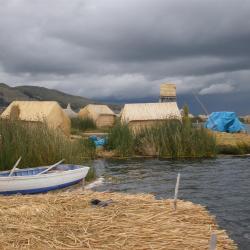 Une des îles Uros