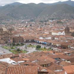Place d'Armes Cusco