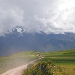 Altiplano région de Moray