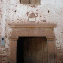Village de Maras - Porte classée