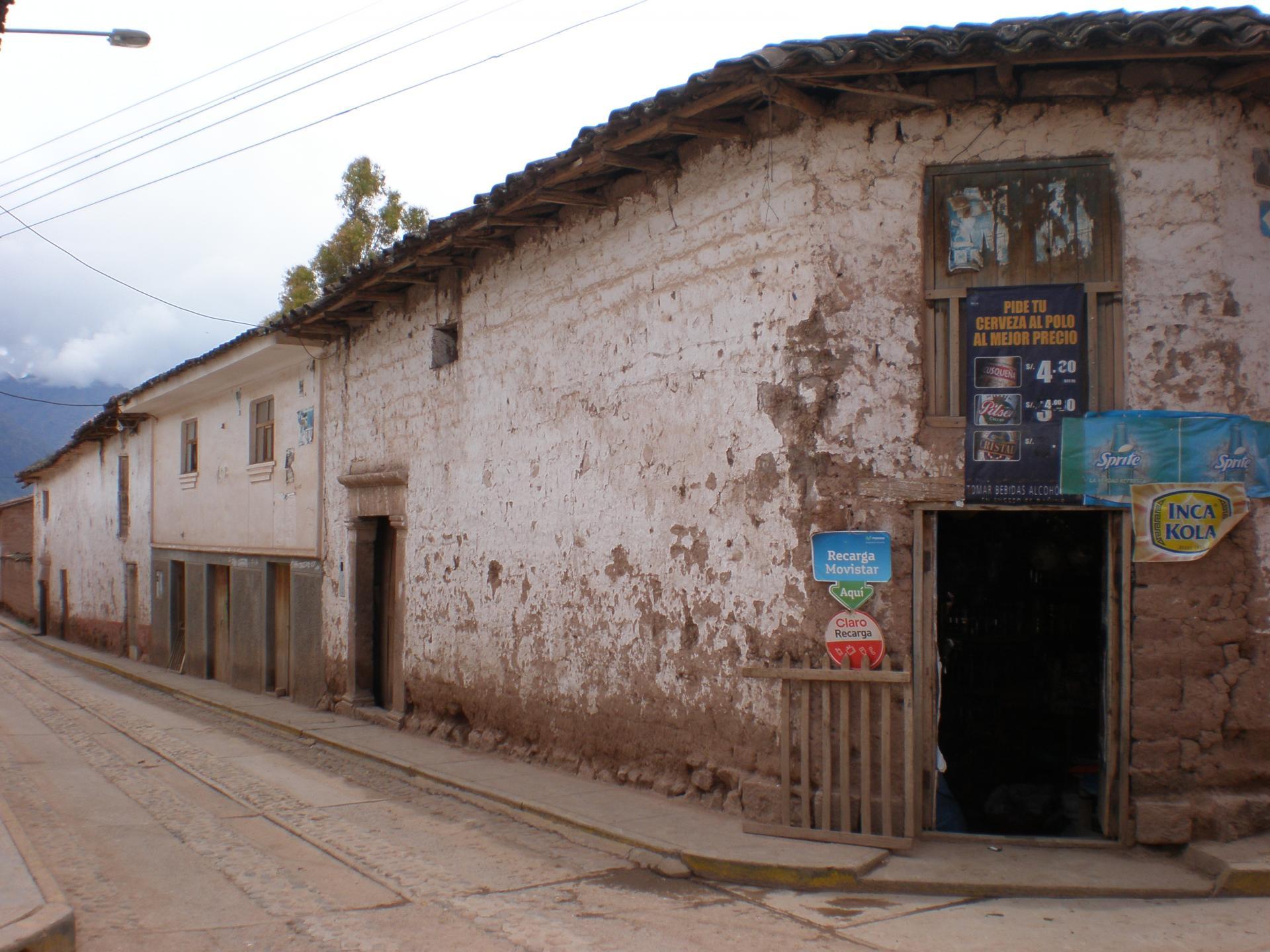 Commerce à Maras
