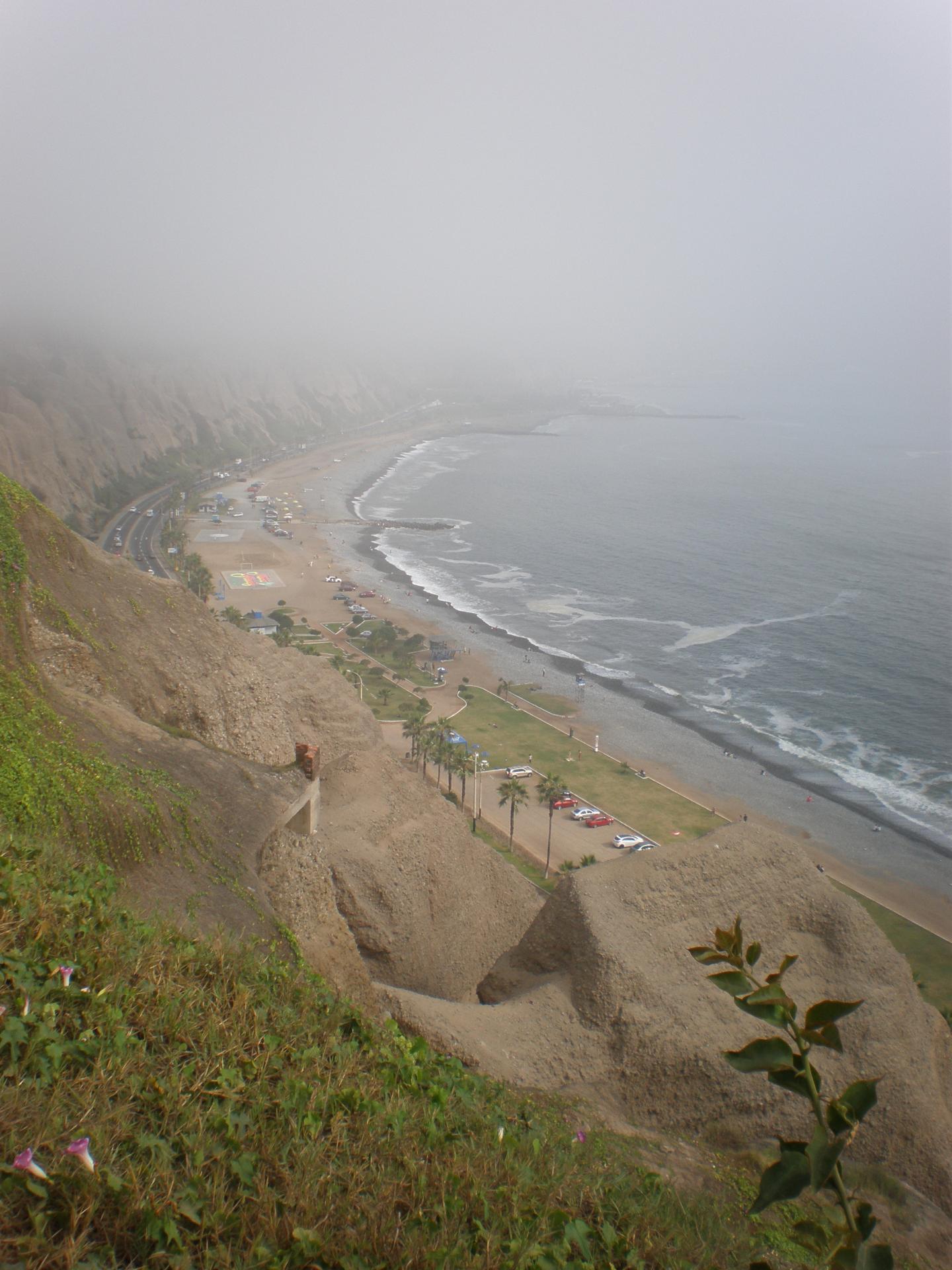 Miraflores plage