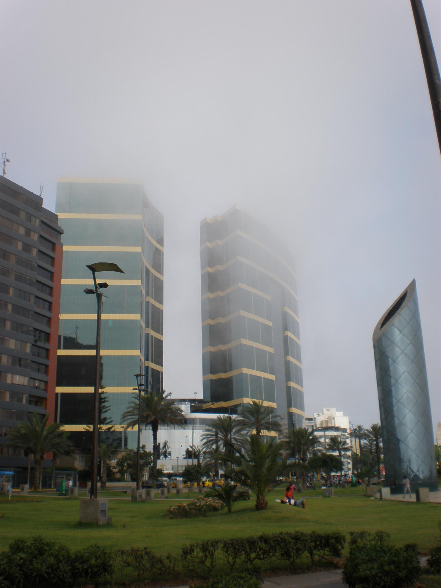 Miraflores quartier d'affaires