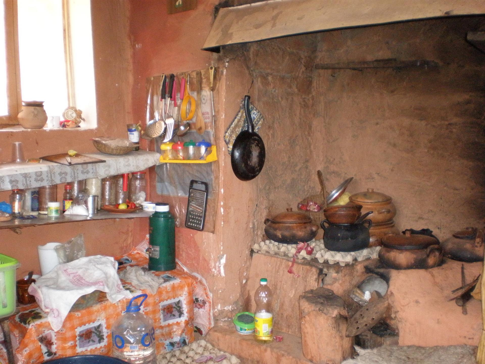 Cuisine maison d'hôtes