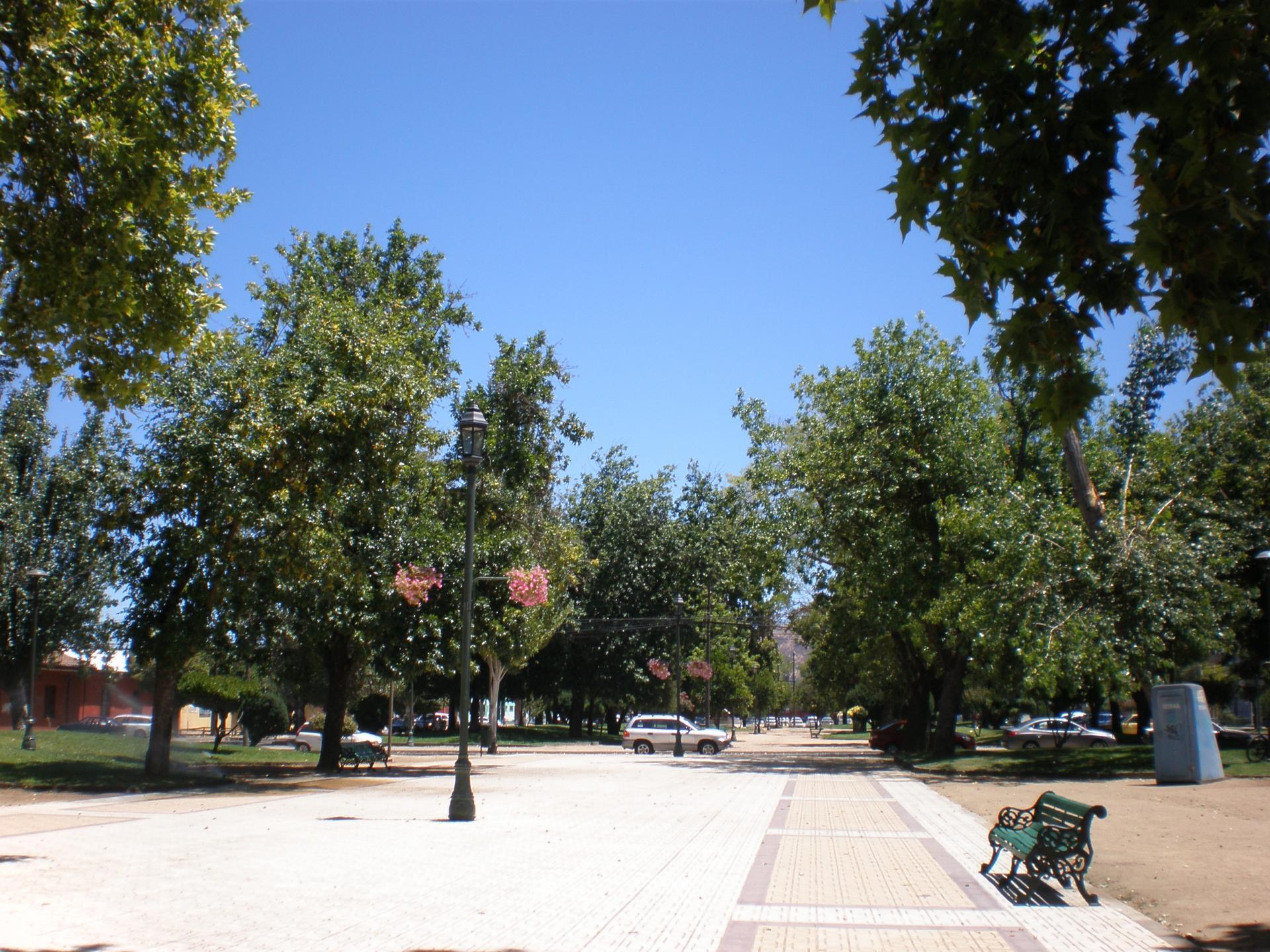 Avenue B. O'HIGGINS Talca
