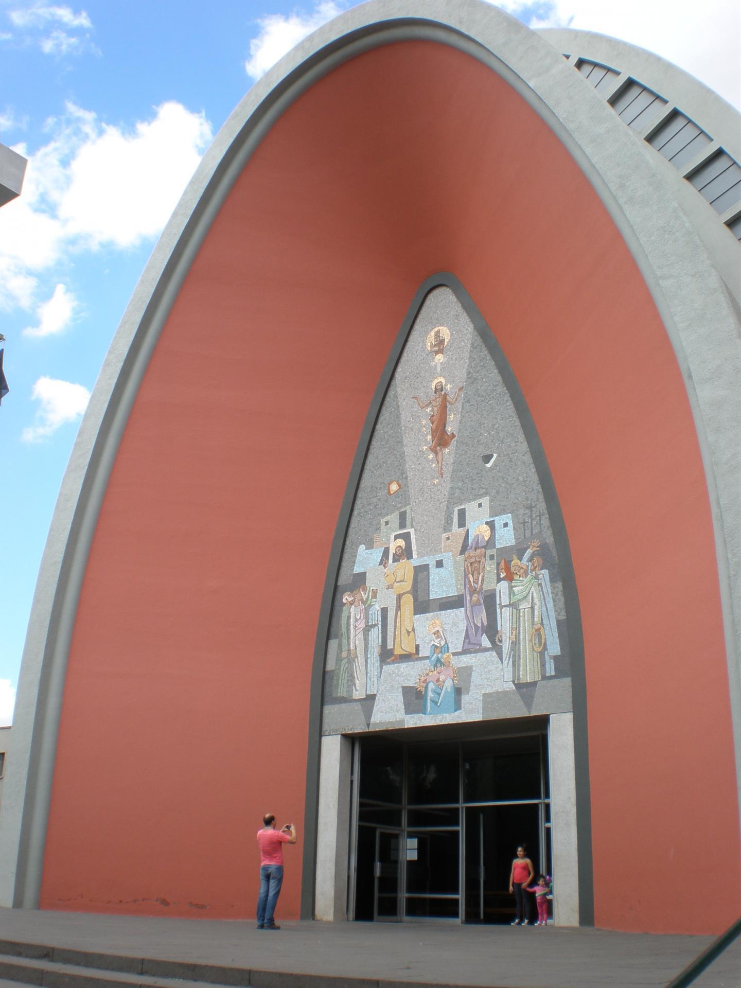 Cathédrale de Chillán