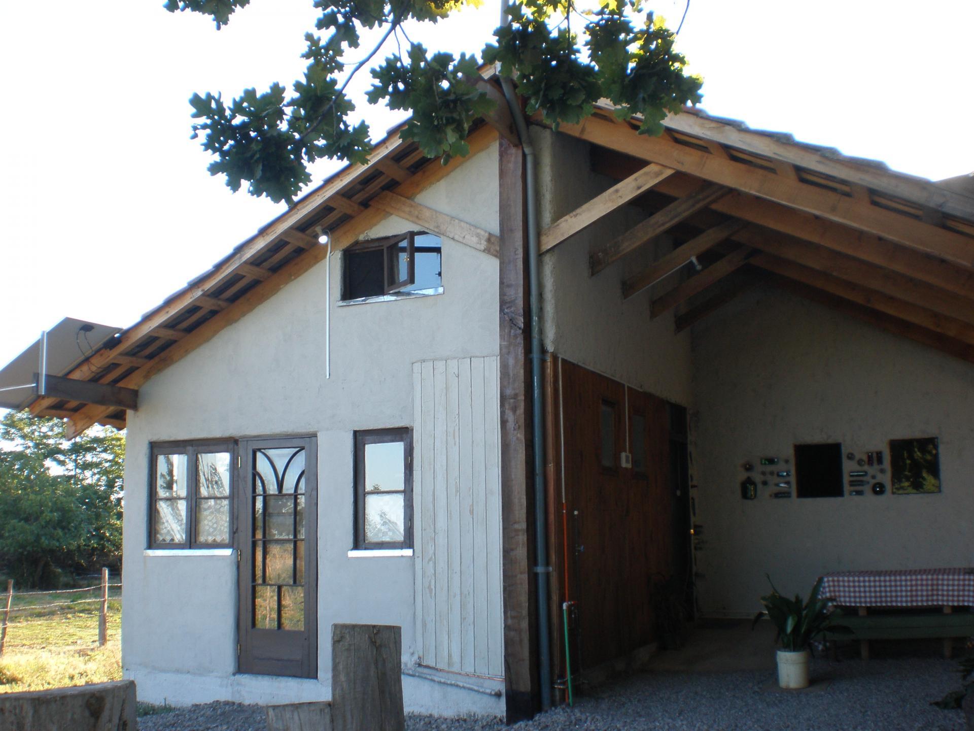 Notre cabaña à Lo Vilches