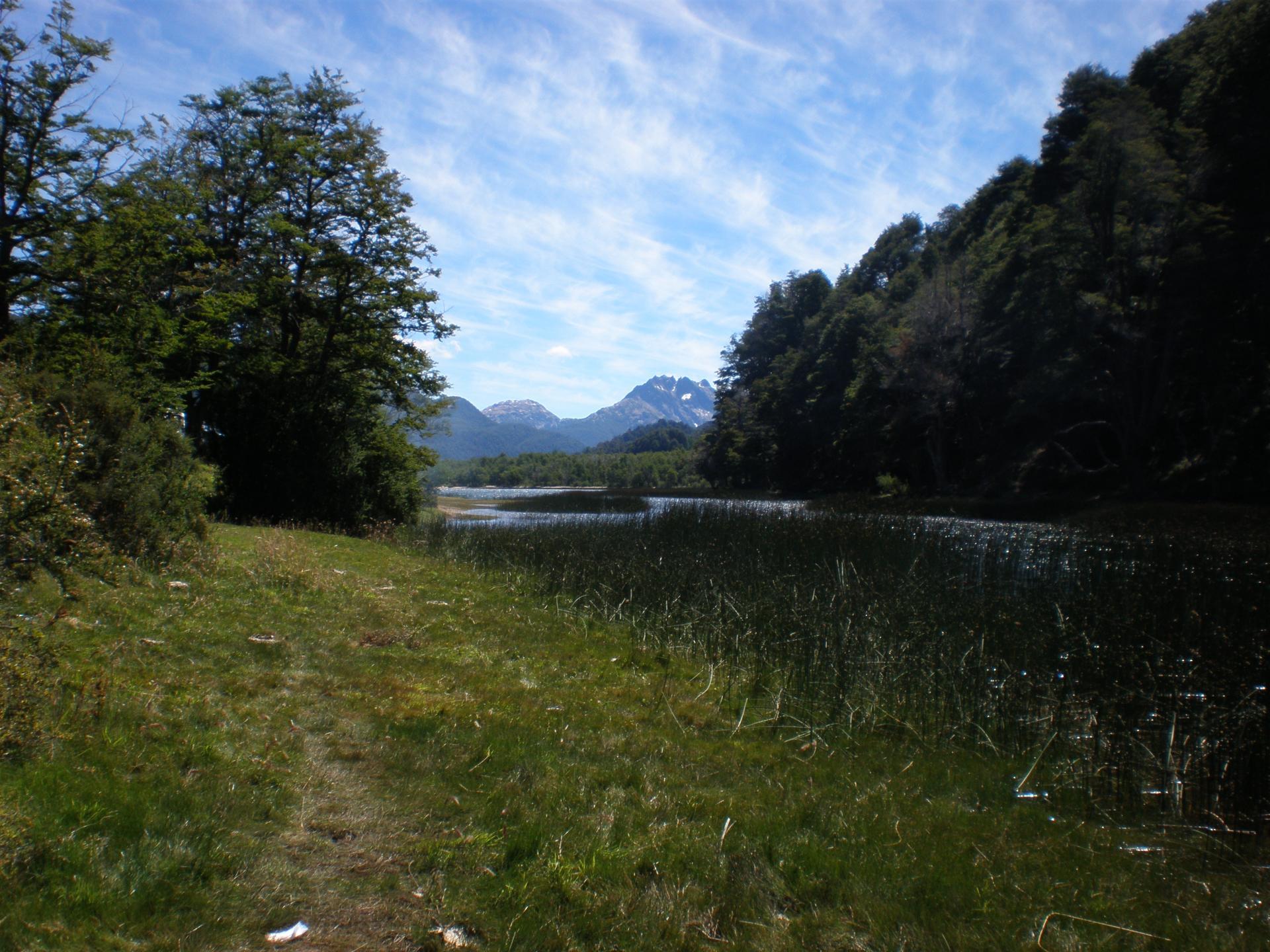 Lago Vilarino