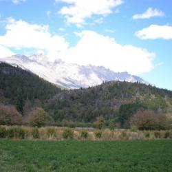 En route pour le Mont Amigo
