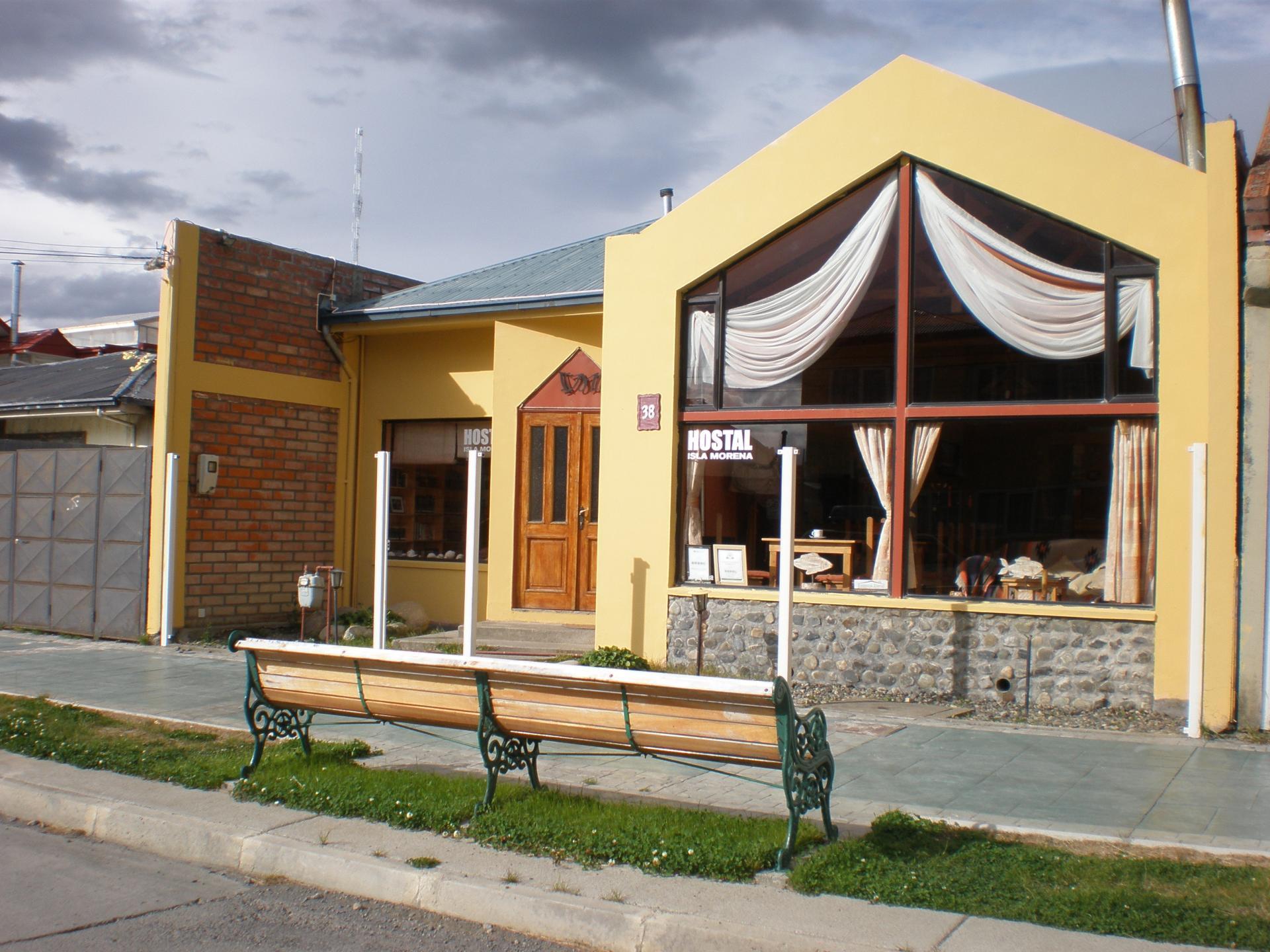 Hostal Isla Morena Puerto Natales
