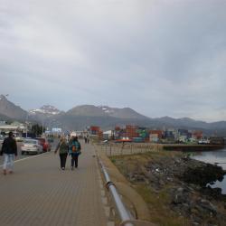 Le long du canal Ushuaia